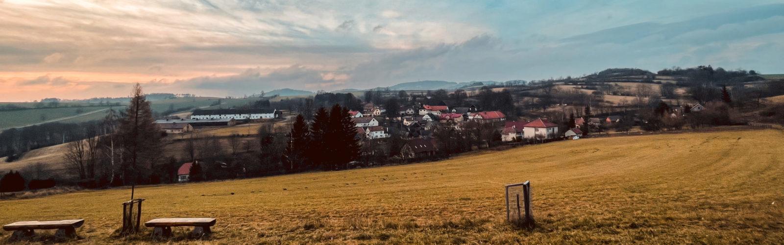 Obec Velké Tresné